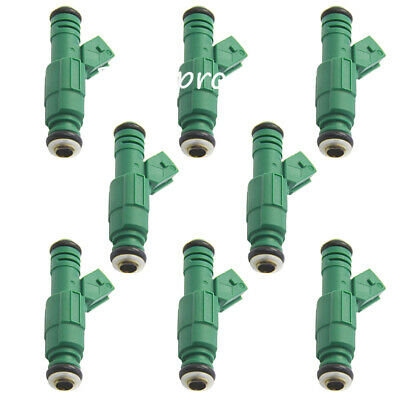 8X Green Giant Fuel Injector for Bosch 42 lb 0280155968 Motorsport Racing -