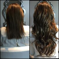 Extensions MB glamour cheveux/hair