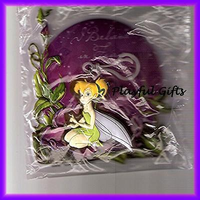 1 Disney Fairies Tinkerbell Keychain Cake Cookie Topper (Tinkerbell Cake Toppers)
