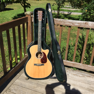Martin Guitar w/ Hard Case