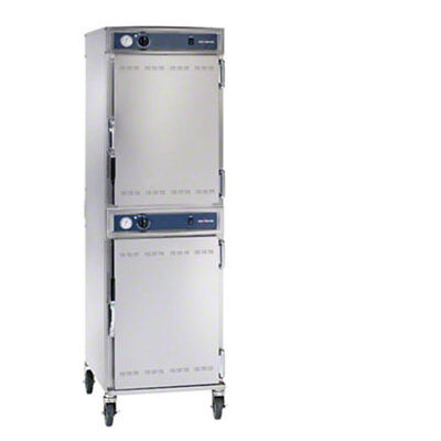 Alto-shaam 1000-up Halo Heat Low Temperature Hot Holding Double Cabinet