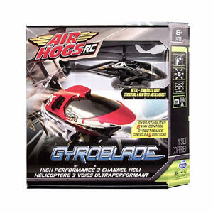 Air Hogs RC Gyroblade Helicopter