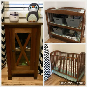 Neutral Nursery Furniture Set