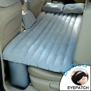 Car Air Mattress Universal Inflatable Air Bed Back Seat