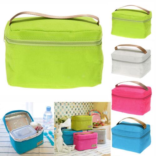 Tragbar Isothermen Bag Lunch Kühltasche-Picknicktasche…  