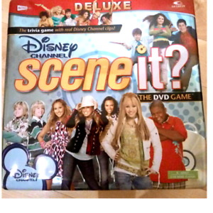 Scene it (Disney Channel Edition)