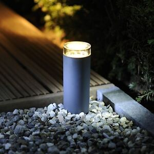 Techmar Linum 12V Plug Play Low Voltage LED Garden Post Light Model