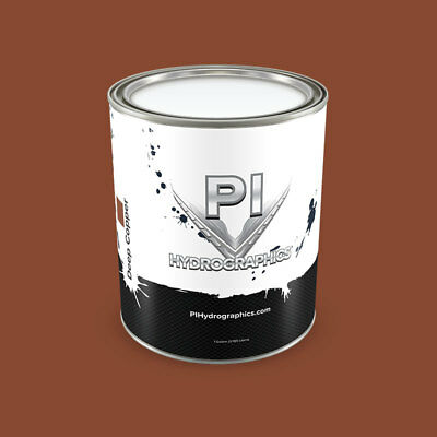 Pi Hydrographic Water Based Paint Pint Hydro Dipping Paint-deep Copper