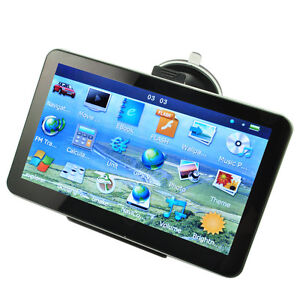 New-7-car-GPS-Navigation-system-Sat-Nav-4GB-New-Map-Free-Update-2-year-Warranty
