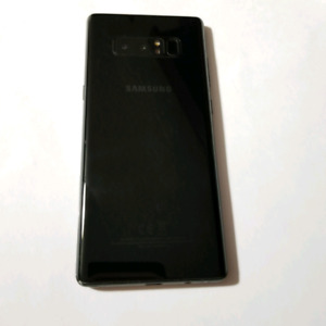 Samsung Galaxy Note 8 unlocked with all providers