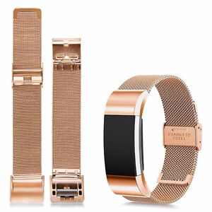 Fitbit Wristbands Rose Gold