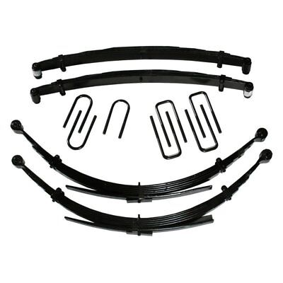 """For Dodge Ramcharger 75-93 Suspension Lift Kit 6"""" x 4""""-4.5"""" Softride Front &"""