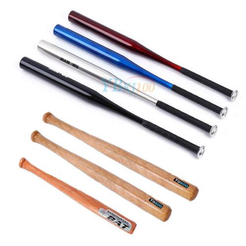 Aluminium/Holz 24''-36'' Baseballschläger Baseball Schläger Bat Softballschläger