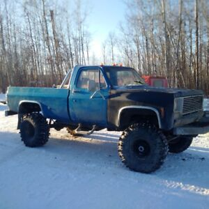 1983 Chevy Mud Truck, MayLong Special