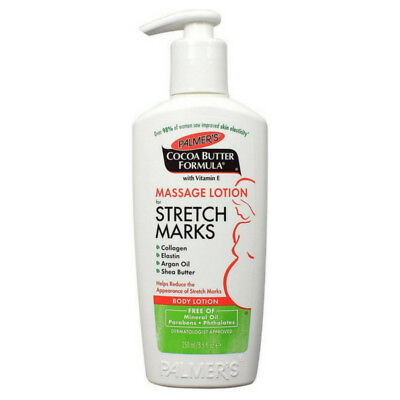 Palmer's Cocoa Butter Formula Massage Lotion for Stretch Marks 8.50 oz (9 pack)