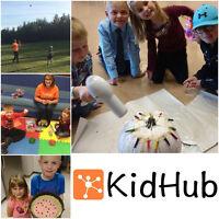 Cornwall - KidHub After-School Program