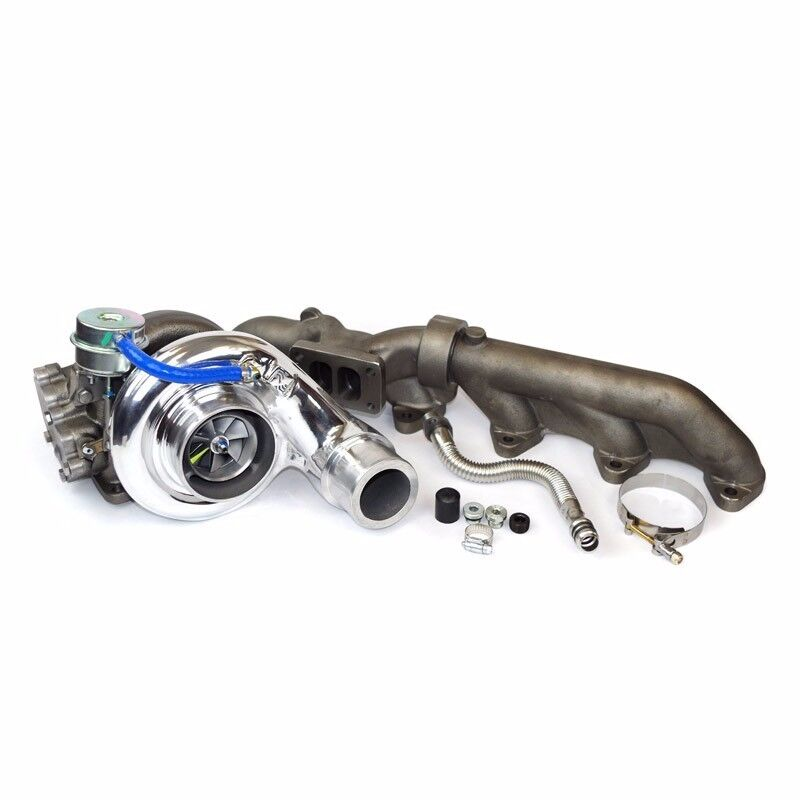 2013-2016 Dodge Ram 6.7l Silver Bullet Turbo Kit 69mm Kit. Wont Fit 13 2500.