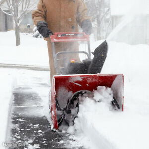 Barie Snow Removal