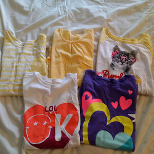 LOT OF GIRLS SIZE 14 CLOTHES; THE CHILDREN'S PLACE, 11 ITEMS IN Sarnia Sarnia Area image 2
