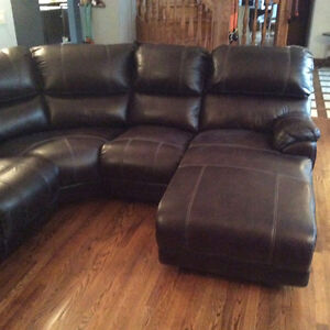 Sofa Grouping 7 pieces - Perfect Condition