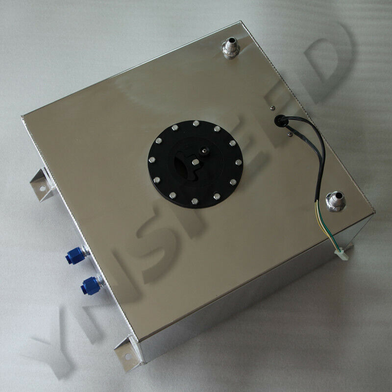 Au Stock Lightweight Aluminum 10 Gallon Fuel Cell Tank