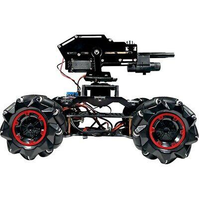 For Robomaster S1 Imitation Robotic Car Diy Gimbal Mecanum Wheel Chassis Toy Tps
