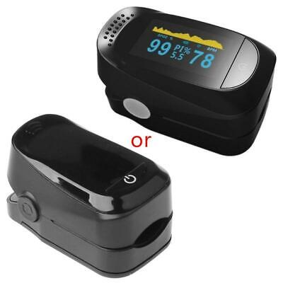 Protable Finger Clip Pulse Oximeter Fingertip Heart Rate Monitor Home Oxymeter