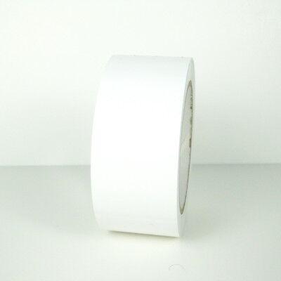 Vinyl Tape - White - 2 48mm X 108 Ft 1 Roll