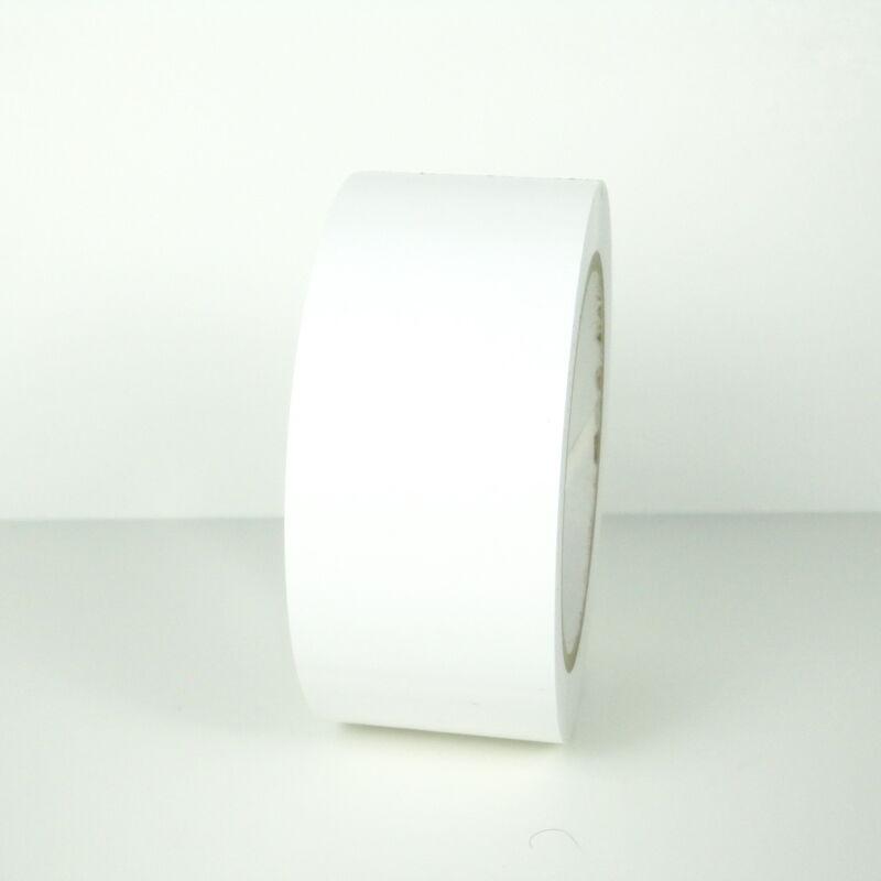 """VINYL TAPE - White - 2"""" (48mm) X 108 FT, 1 Roll"""