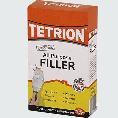 Tetrion All Purpose Filler Interior Exterior Powder White 500g