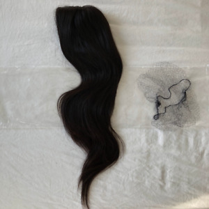 *Brand New - 100% Premium Human Hair Full Lace Wig - 20 inches*