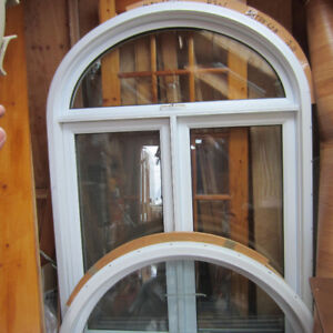Archtop Window