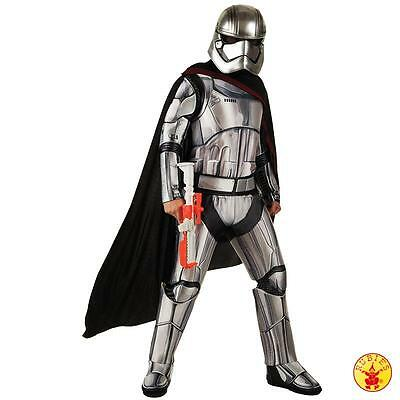 Rubies Deluxe Kostüm * Star Wars * 3810670 - Captain Phasma * Dress Adult ()