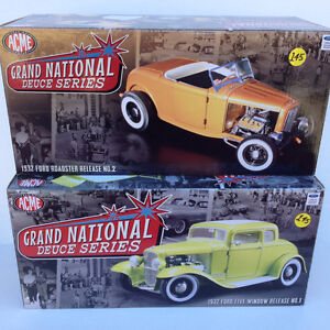 ACME/GMP DIECAST  '32 FORD COUPES/ROADSTERS London Ontario image 8