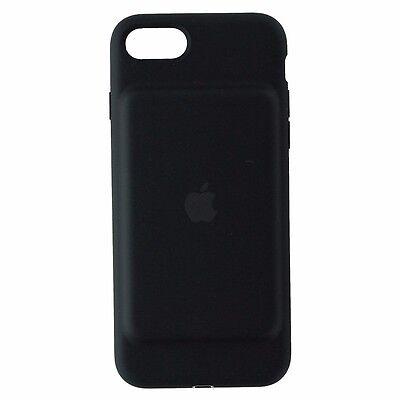 Authentic Apple iPhone 7 Smart Battery Case - MN002LL/A - Matte Black