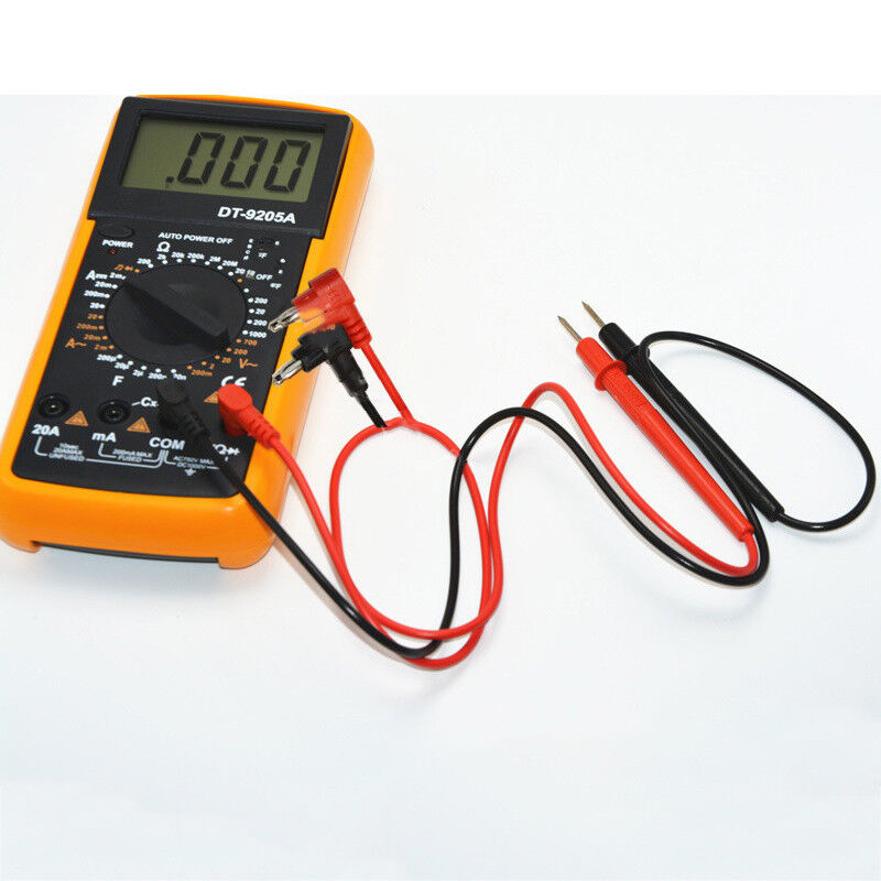 Universal Digital Multi Meter 450V Test Lead Cable Probe Pen Needle Tip Wire Pen