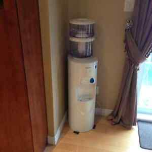 water fillter and cooler
