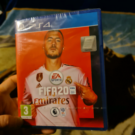 Brand new sealed up never opened/ FIFA 20/ for the PS4 / PS5