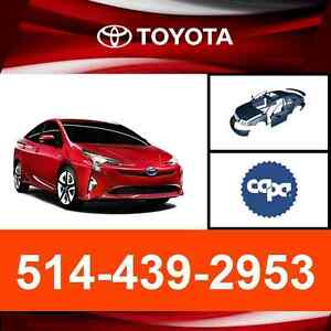 Toyota Prius ■ Fenders and Bumpers ► Ailes et Pare-chocs