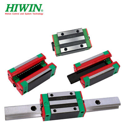 Hiwin Linear Block Hgh15ca Hgh20ca For Linear Rail Slide Hgr15 Hgr20 Cnc Router