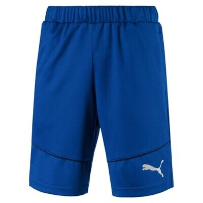 BRAND NEW Men's Puma Active Tec Stretch Shorts In Bright Blue - Size XL