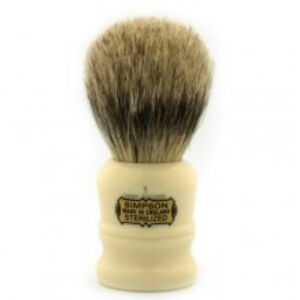 Shaving Brushes, Kent, Simpson, Vulfix, Semogue Brushes Regina Regina Area image 4