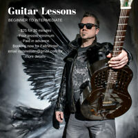 Guitar Lessons with Ross Neilsen