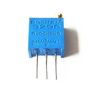 3296 38 Multiturn Resistor Cermet Trimmer Pot Preset Potentiometer Variable