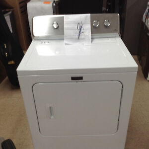 Purchased New Sept. 2015 MAYTAG Dryer