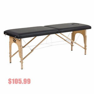 9 types Folding Portable Massage/Reiki/Tatoo/Esthetics TableBed