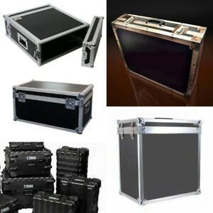 Roadcases - Various Sizes - Mics - Amps - Boards - Gear