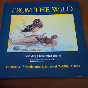 From The Wild, Wildlife Artists, 1987