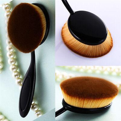 1X Big Oval Brush Makeup Cosmetic Foundation Liquid Cream Powder Brushes Tool