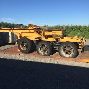 1990 King 3 Axle Dolly